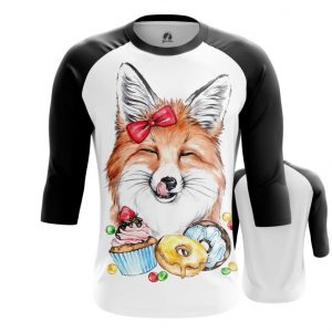 Collectibles Raglan Foxy Sweets Ginger