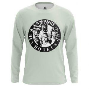 Merchandise Long Sleeve Ramones Hey Ho Let'S Go