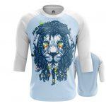 Merch Raglan Rastafari Lion