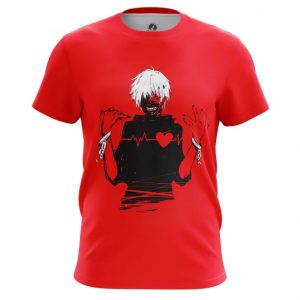 Collectibles T-Shirt Kaneki Tokyo Ghoul Red