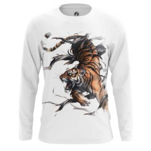 Collectibles Long Sleeve Tiger Hunts Predator