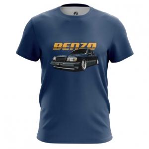 Merch T-Shirt Benzo! Mercedes Benz Top