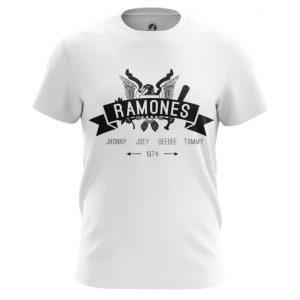 Merchandise T-Shirt Band'S Names Ramones