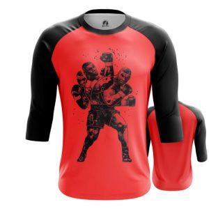 Merchandise Raglan Mike Tyson Punches