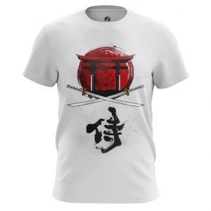 Merchandise T-Shirt Bushido Code Katana