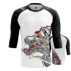 Merchandise Raglan Japanese Dragon Mythology