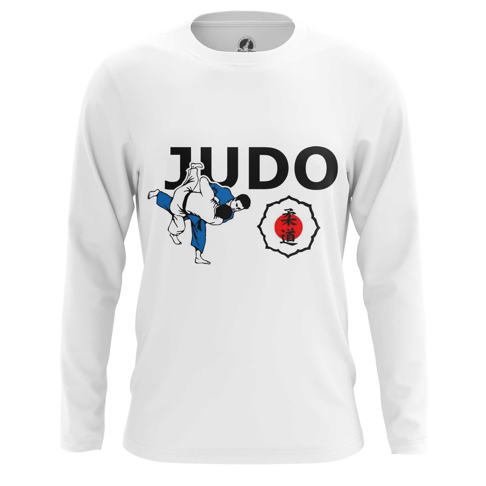 Merchandise Raglan Judo Federation Martial
