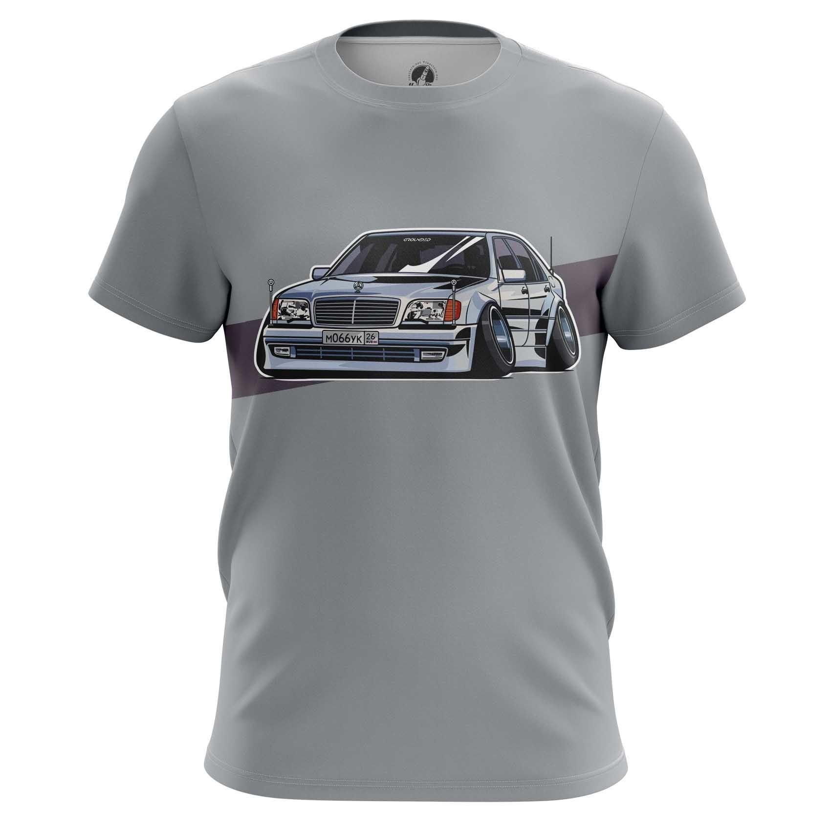 Merchandise Raglan Russian Mercedes