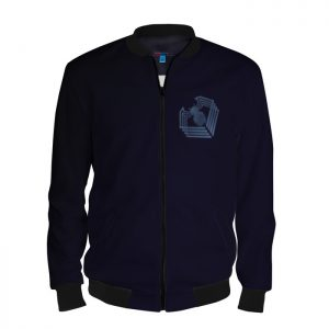 Collectibles Baseball Jacket Venom Symbiote Spider Logo