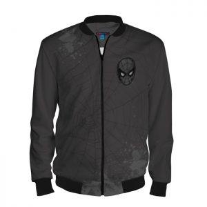 - People 101 Man Bomber Front Black 700 5