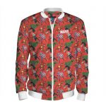 - People 101 Man Bomber Front White 700 2