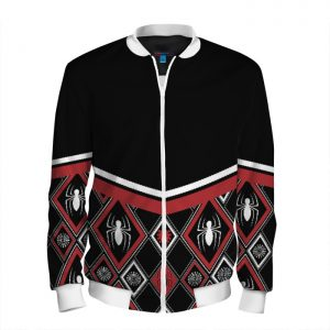 - People 101 Man Bomber Front White 700 9