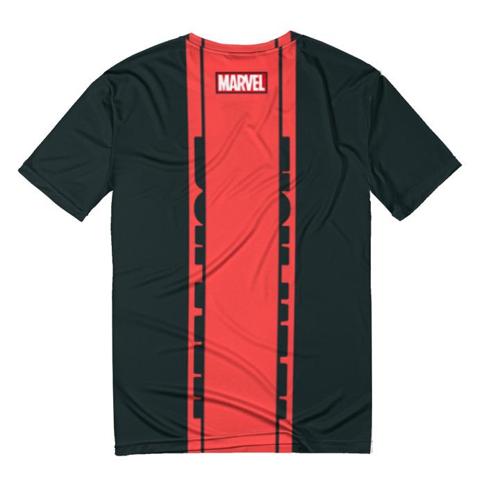 Merch T-Shirt Iron Man Title Fan Art