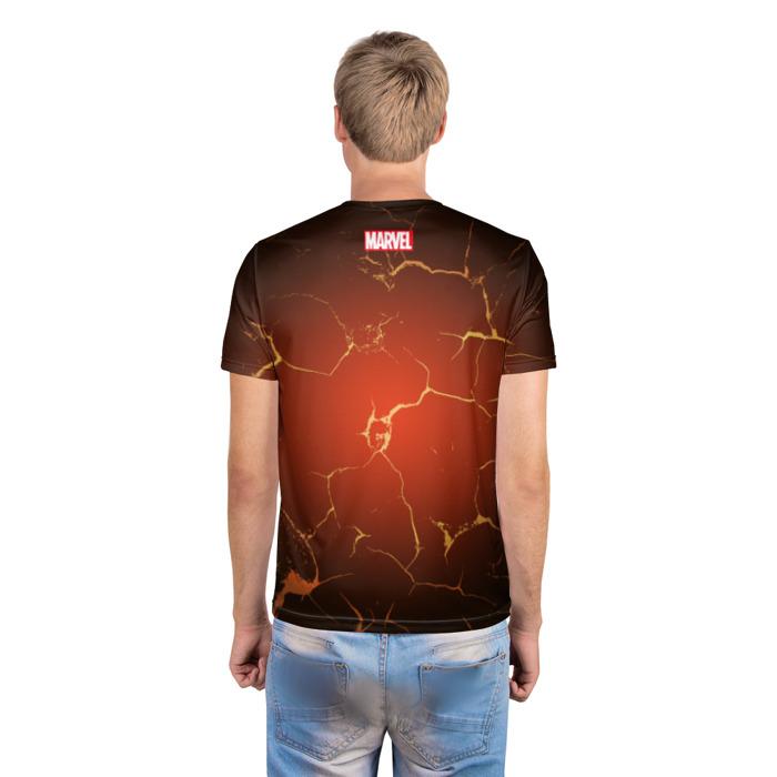 Collectibles T-Shirt Ultron Vs Captain America