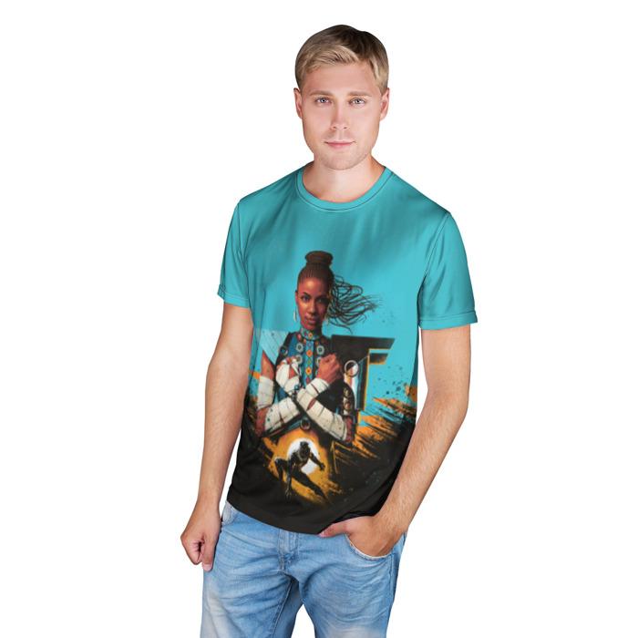 Merch T-Shirt Shuri Black Panther Sister