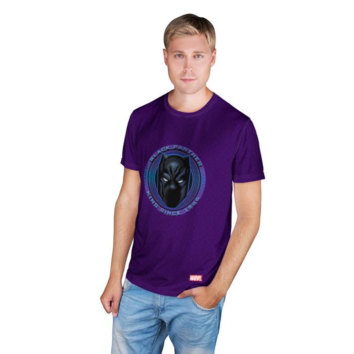 Merchandise T-Shirt Head Black Panther Badge Crest