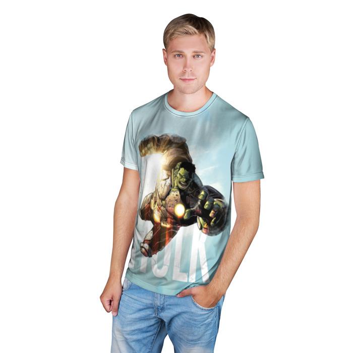 Collectibles T-Shirt Incredible Hulk Jump Attack