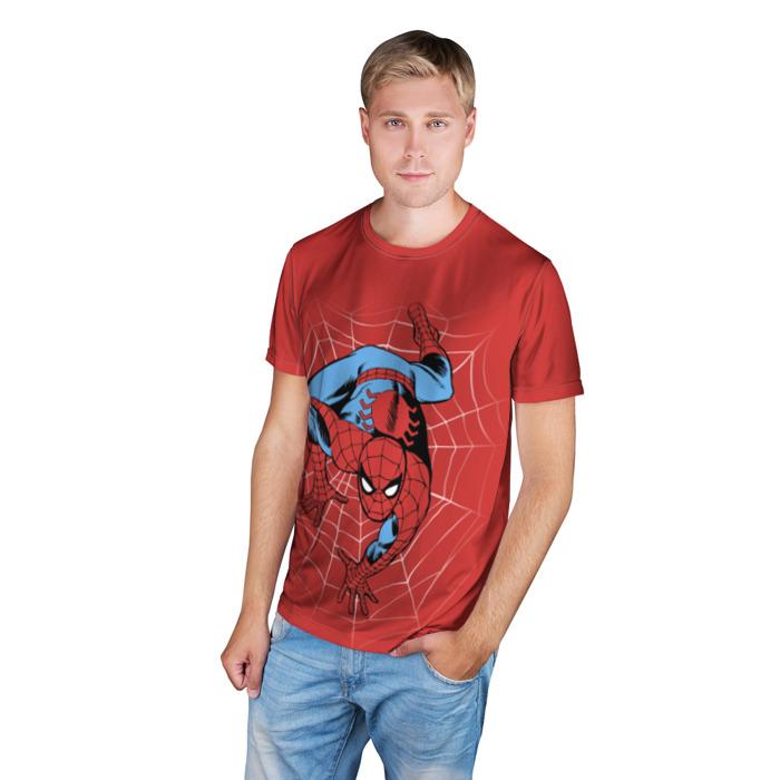Merch T-Shirt Spider-Man Retro Classic