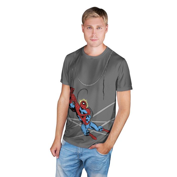 Merch T-Shirt Spider-Man Action Adventures