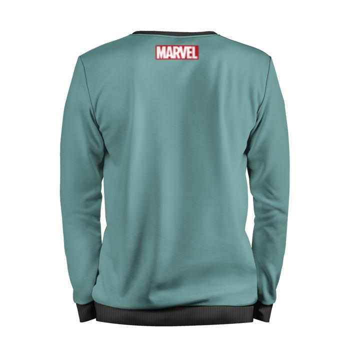 Merch Sweatshirt Spider-Man Green Cover