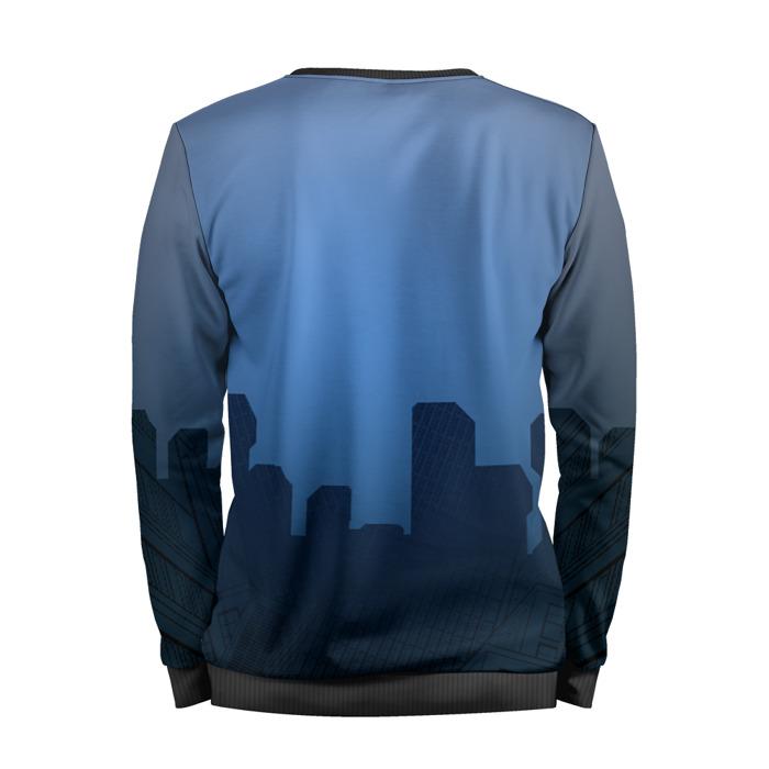 Merchandise Sweatshirt Spider-Man Ghost Blue