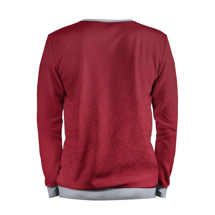 Collectibles Sweatshirt Spider-Man S Letter Red