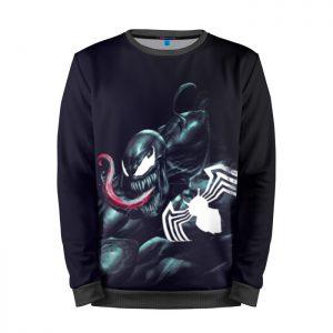 Collectibles Sweatshirt Venom Black Symbiote