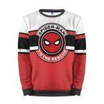 Collectibles Sweatshirt To Rescue Spider-Man