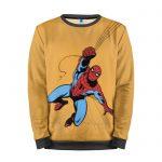 Collectibles Sweatshirt Yellow Spider-Man
