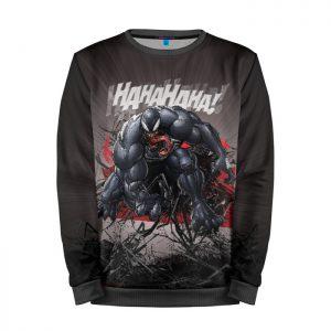 Collectibles Sweatshirt Laughing Venom Spider-Man