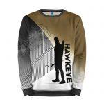 Collectibles Sweatshirt Hawkeye Minimalist Avengers