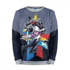 Collectibles Sweatshirt Spider-Gwen Against Venom