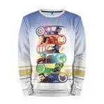 Collectibles Sweatshirt All Emblems Avengers Endgame