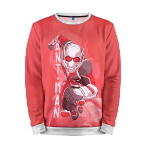 Merch Sweatshirt Ant-Man And Wasp Red