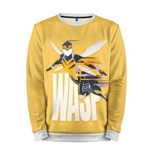 Merch Sweatshirt Attacking Ant-Man And Wasp