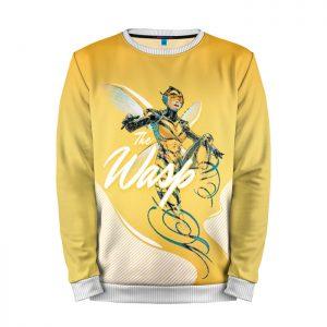 Merch Sweatshirt Yellow Ant-Man And Wasp