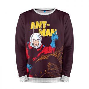 Merch Sweatshirt Ant-Man Comic Books Vintage