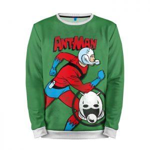 Merch Sweatshirt Ant-Man Retro Comic Books