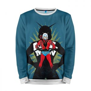 Merch Sweatshirt Oldschool Ant-Man Retro Comics