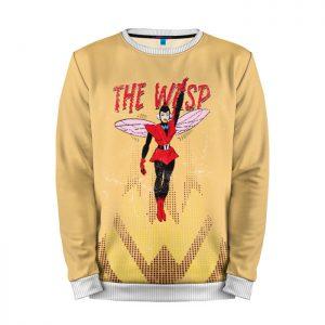 Merch Sweatshirt Wasp Retro Comics Ant-Man