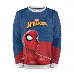 Collectibles Sweatshirt Series Spider-Man Comics
