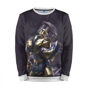 Collectibles Thanos Sweatshirt Dark Avengers Endgame