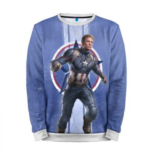 Merchandise Sweatshirt Steve Rogers Captain America