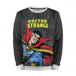 Collectibles Sweatshirt Vintage Doctor Strange Comics