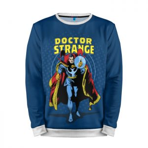 Collectibles Sweatshirt Retro Doctor Strange
