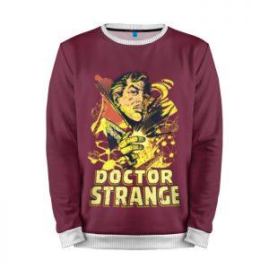 Collectibles Sweatshirt Doctor Strange Purple