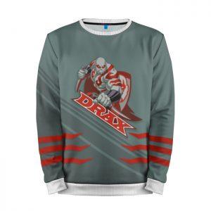 Merchandise Sweatshirt Drax Gray Guardians Of The Galaxy