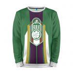 Merchandise Sweatshirt Hulk Green Logo Emblem