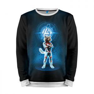 Merchandise Sweatshirt Rocket Raccoon Time-Travel Suit