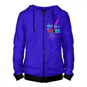 Collectibles Zipper Hoodie Whatever It Takes Avengers Endgame
